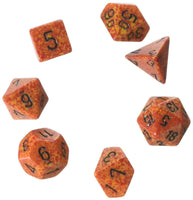 Polyhedral Dice Set of 7