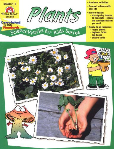 ScienceWorks for Kids: Plants (Grade 1-3)