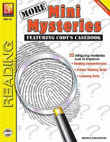 More Mini Mysteries Book
