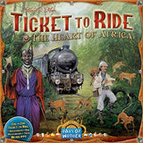 Ticket to Ride Map Collection Volume 3: Africa