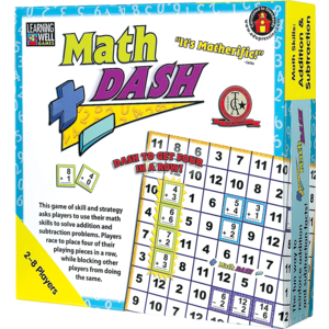 Math Dash: Addition and Subtraction