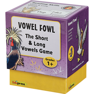 Last One Standing Vowel Fowl