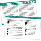 Power Pen Learning Cards: Comprehension Grade 6