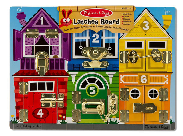 Latches Board