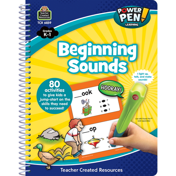 Power Pen Beginning Sounds