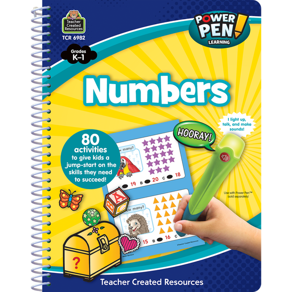 Power Pen Numbers