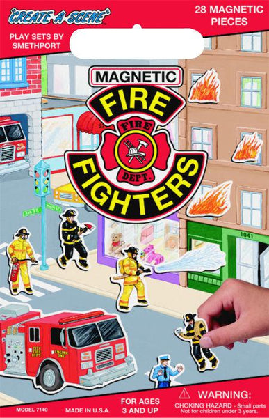 """Create a Scene"" Magnetic Fire Fighter"