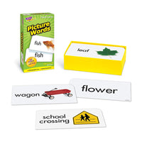 Picture Words (Skill Drill Flash Cards)