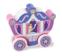 Decorate Your Own Princess Carriage