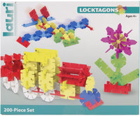 Locktagons (200 Piece Set)