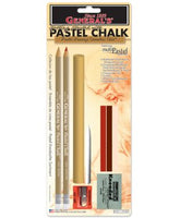 General's Getting Started Chalk Pastels
