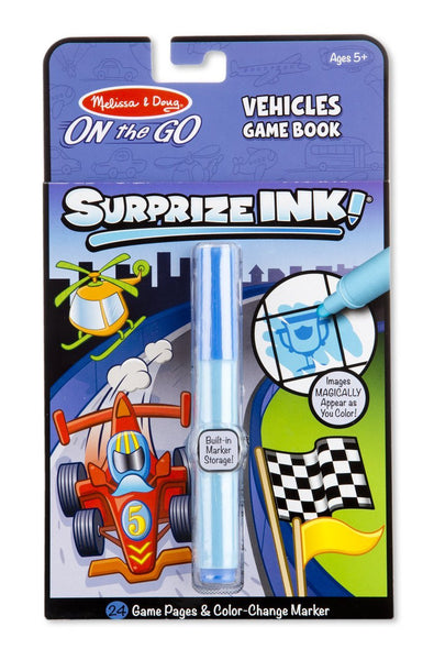 Surprize Ink! Vehicles