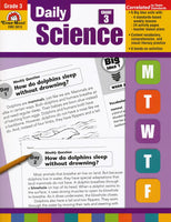 Daily Science - Grade 3