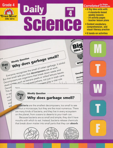 Daily Science: Grade 4