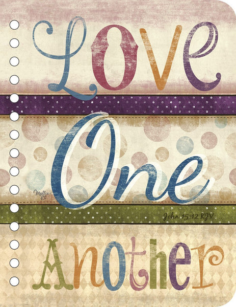 Little Spiral Book: Love One Another
