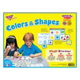 Match Me Game: Colors & Shapes