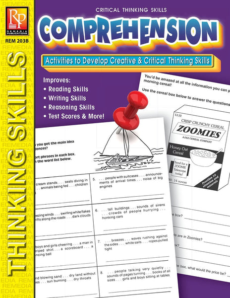 Critical Thinking Skills: Comprehension