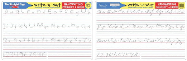 Write-A-Mat: Handwriting