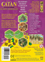 Settlers of Catan Extension: Traders & Barbarians