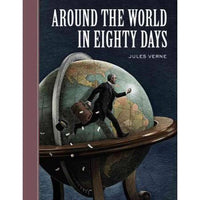 Sterling Unabridged Classics: Around the World in Eighty Days