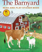 The Barnyard Read-and-Play Sticker Book