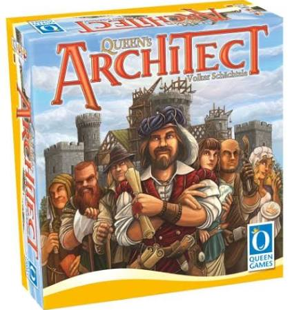 Queen's Architect Board Game
