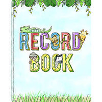 Safari Friends Record Book