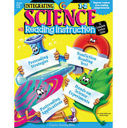 Integrating Science with Reading Instruction Gr 1-2