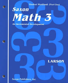 Saxon Math 3: Homeschool Kit