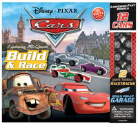 Lightning McQueen: Build & Race
