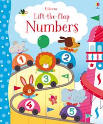 Lift-the-Flap: Numbers