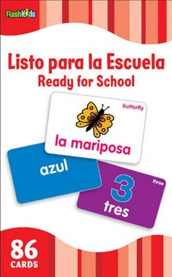 Ready for School Spanish Flash Cards