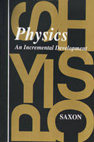 Saxon Physics Tests Booklet