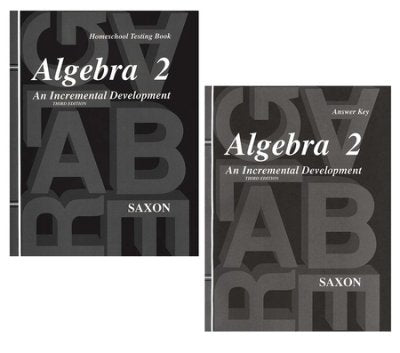 Algebra 2 Homeschool Packet