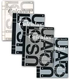 Saxon Calculus Kit With Solutions Manual