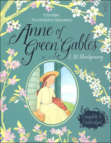 Illustrated Anne of Green Gable