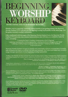 Beginning Worship Keyboard: Instructional DVD