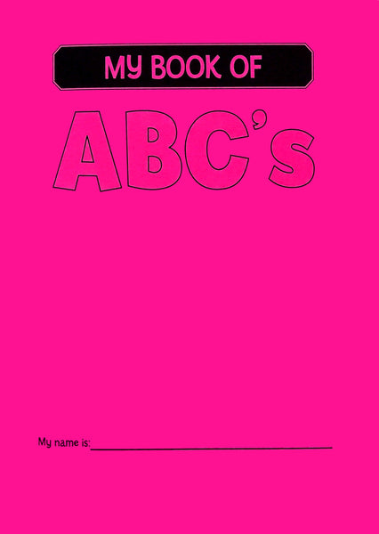 My Book of ABC's