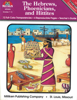 The Hebrew, Phoenicians, and Hittites