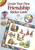 Create Your Own Friendship Sticker Cards