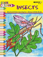 Color & Learn: Insects