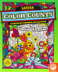 Color Counts: Garden