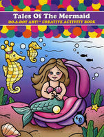 Do-a-Dot: Activity Book-Tales of the Mermaid