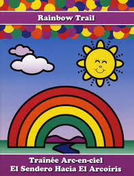 Do-a-Dot: Activity Book-Rainbow Trail