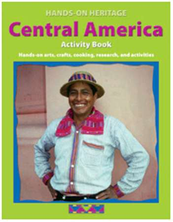 Central America Activity Book (Hands on Heritage)