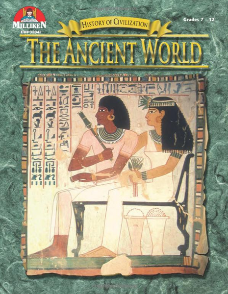 The Ancient World (Up to 500 BC)