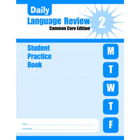 Daily Language Review -  Grade 2