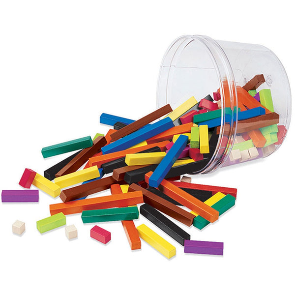 Cuisenaire Rods Small Group 155/Pk
