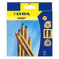 12ct Lyra Ferby Colored Pencils