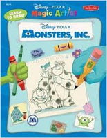 Disney Learn To Draw: Monsters Inc.